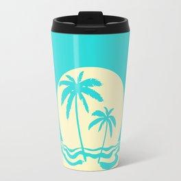 Calm Palm Travel Mug