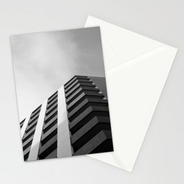 angular fade Stationery Cards