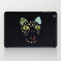 leopard iPad Cases featuring Leopard by Abundance