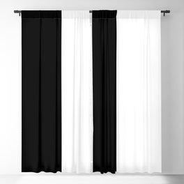 Black & White. Blackout Curtain