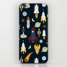 Rockets iPhone & iPod Skin