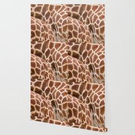 Abstract giraffe picture Wallpaper