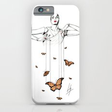 Butterfly Dance iPhone 6s Slim Case