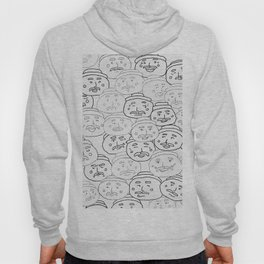 Faces Making Faces Hoody