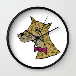 The Gentlemen's Safari Club  Wall Clock
