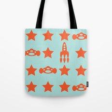 star car Tote Bag