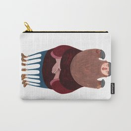 King Beardy Carry-All Pouch