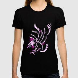 Águila rosa T-shirt