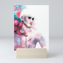 The Damned Mini Art Print