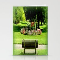 relax Stationery Cards featuring Relax by Chris' Landscape Images & Designs