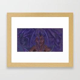 Seymour Triptych Framed Art Print