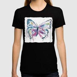 Vibrant Butterfly T-shirt