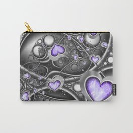Heart Of The Machine Carry-All Pouch