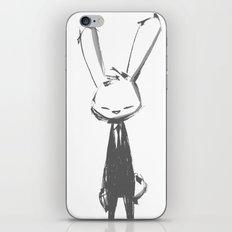 minima - beta bunny pose iPhone & iPod Skin