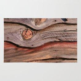 Weathered Wood Rug