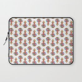 Colorful African Woman Laptop Sleeve