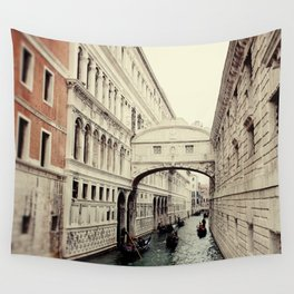 Bridge of Sighs I Wall Tapestry