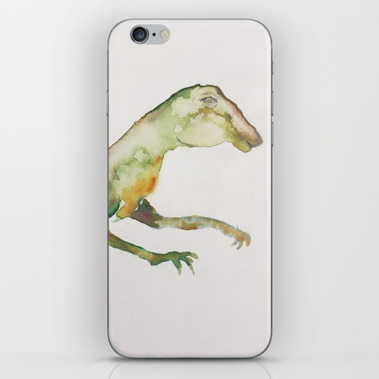 comsognathus iPhone & iPod Skin