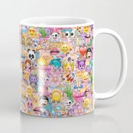 emoji / emoticons Coffee Mug