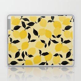 Seamless Citrus Pattern / Lemons Laptop & iPad Skin
