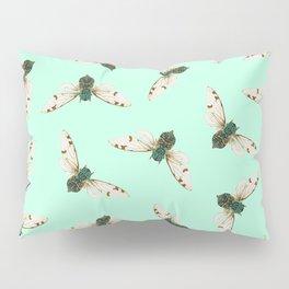 Cicada Jewels Pillow Sham