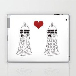 Daleks need love too Laptop & iPad Skin