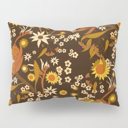 Australian Natives Wattle Gold Pillow Sham