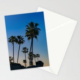 Palms on the Rocks Stationery Cards