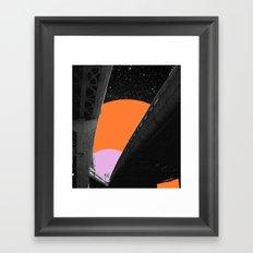 Transport #1 Framed Art Print