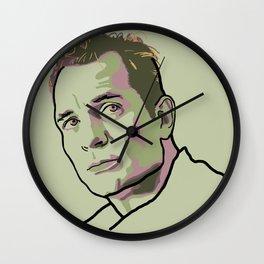 Jack Kerouac Wall Clock