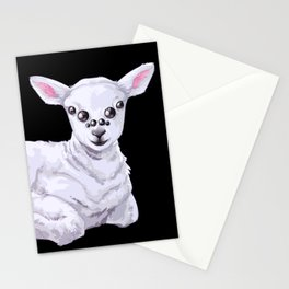 The Spider-Eyed Lamb Stationery Cards