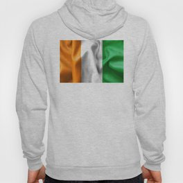 Ivory Coast Flag Hoody