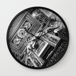 Oriental Theater Wall Clock
