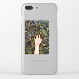 Blistering Barnacles Clear iPhone Case