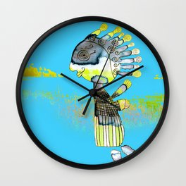 it doesn't mater Wall Clock