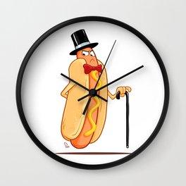 Franklin J. Furter Wall Clock