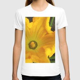 Pumpkin flower T-shirt