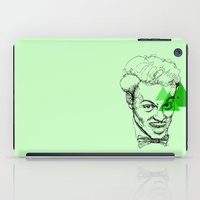 chuck iPad Cases featuring Chuck Berry by mr.defeo