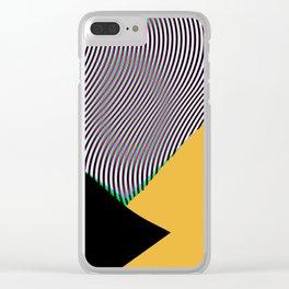 LCDLSD Clear iPhone Case