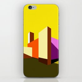 Casa Barragán Modern Architecture iPhone Skin