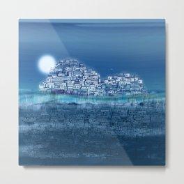 The Emerging Island II / San Borondon 2016 Metal Print