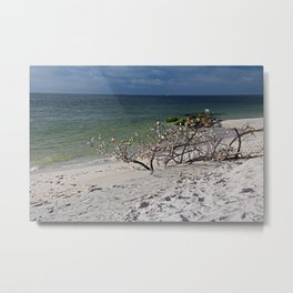 Drift Off Into the Blue Metal Print