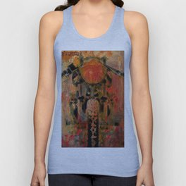 Cafe Racer Unisex Tank Top