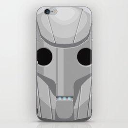 Cyberman - Doctor Who iPhone Skin