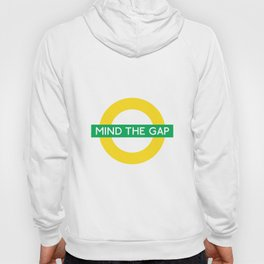 NCFC - Mind The Gap Design Hoody