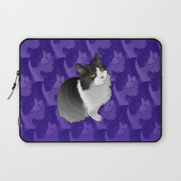 Spider Man the Cat Laptop Sleeve