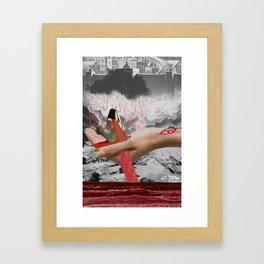 Noah's Ark of Blood Framed Art Print
