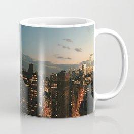 Fifth Avenue New York Views Coffee Mug