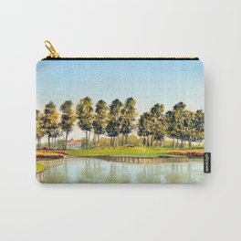Sawgrass TPC Golf Course 17th Hole Carry-All Pouch
