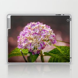 Hydrangea - textured Laptop & iPad Skin